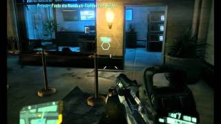 "Crysis 2 Walkthrough - Mission 7 ""Lebender Toter"" Part1 - Extreme Settings [HD]"