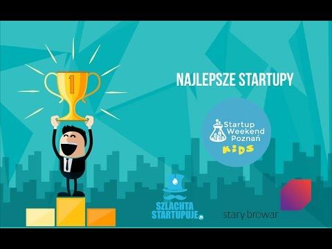 Startup Weekend Kids Poznań - finałowe prezentacje