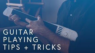artiphon how to: guitar playing tips + tricks