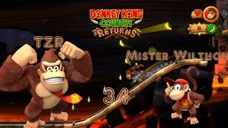 Let's Play Donkey Kong Country Returns Part 34:Wir sind Let's Player aus der Vergangenheit