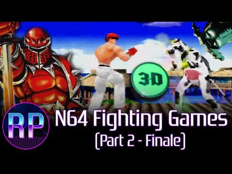 Which Nintendo 64 Fighting Games Are Worth Playing Today? (Part 2)