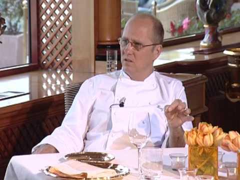 Heinz beck scampi cotti con ghiaccio a 180 gradi for La pergola roma prezzi