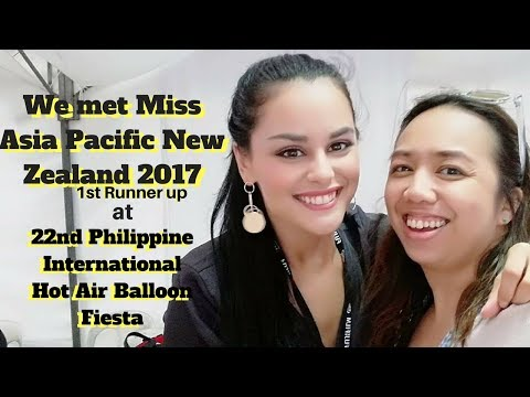 22nd Philippine International Hot Air Balloon Fiesta 2 - balloons & interviews at Omni Aviation
