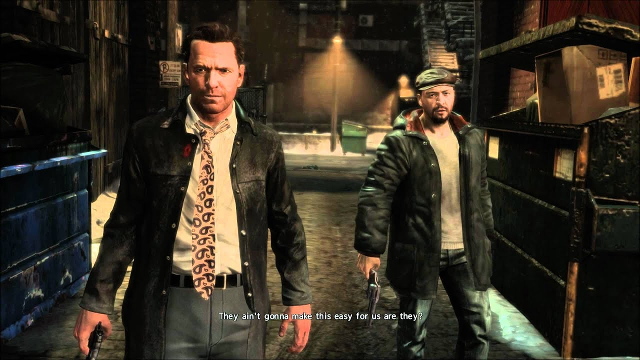 Max Payne 3 Chapter IV Anyone Can Buy Me a Drink 1 2