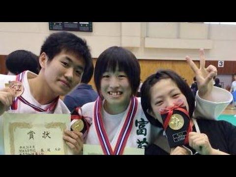 渡辺聖未、準優勝!!全国高校総体...