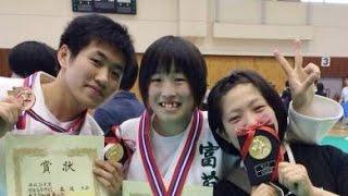 渡辺聖未、準優勝!!全国高校総体柔道女子個人70キロ級