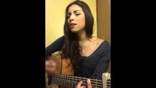 Daniela calvario (DAAN) / yo no creo en los hombres ( cover)