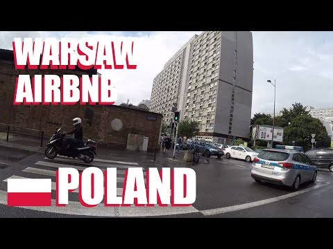 Warsaw Airbnb Apartment Tour   What is The Cost Of Living In Poland