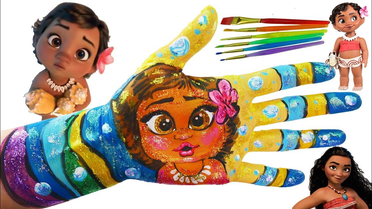 Princess Paint Colors