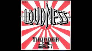 Loudness - Thunder in the East FULL ALBUM