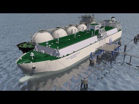 Argumente für ein deutsches LNG-Terminal in Wilhelmshaven | Uniper