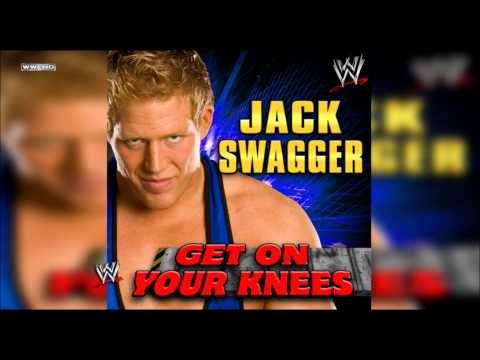 """WWE: """"Get On Your Knees"""" (Jack Swagger) Theme Song + AE (Arena Effect)"""