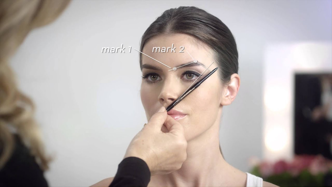 How To Define Your Ideal Brow Shape With Brow Wiz By Anastasia