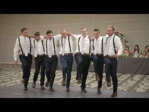 Best Groomsmen Surprise Dance!!