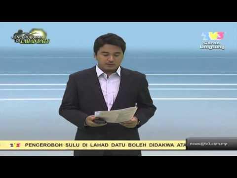 Lahad Datu Sabah (Latest NEWS)!!