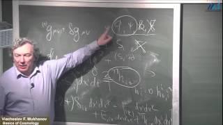 Viacheslav F. Mukhanov -Basics of Cosmology