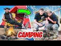2HYPE Goes CAMPING in the Desert!