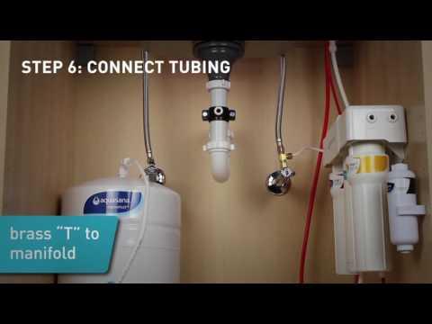 Aquasana AQ-RO3 Filtration System Installation (EN)