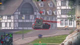 Grille15 7.5K DMG 4Kills | World of Tanks Blitz | Henker_17