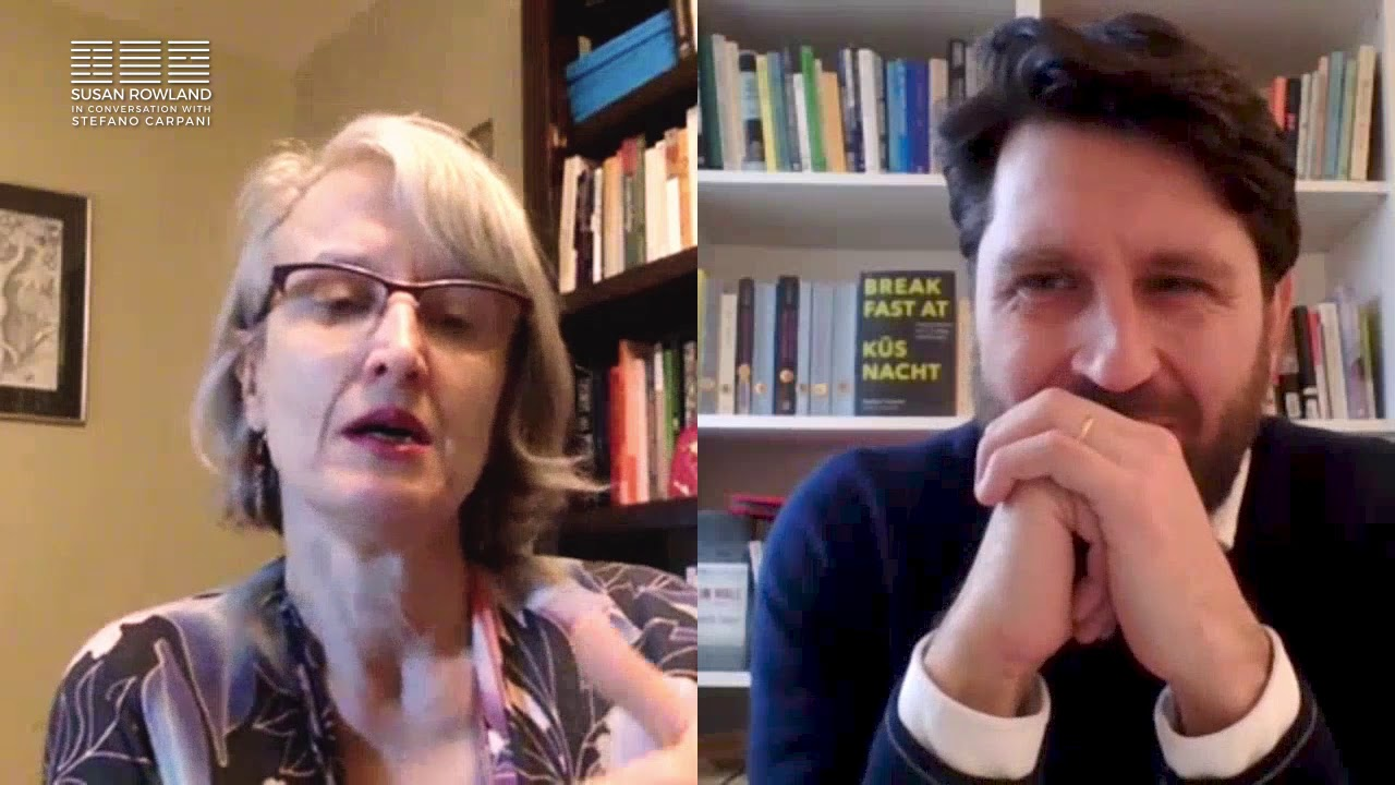 Covid-19 & the suspension of certainties: Susan Rowland in conversation with Stefano Carpani