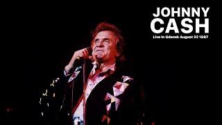 Johnny Cash Live In Gdansk (Sopoty Music Festival) - August 22 1987