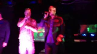 Andy Bell & Neil Francis sings A Little Respect