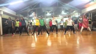 Malhari..Zumba Choreography By Nitin Solanki