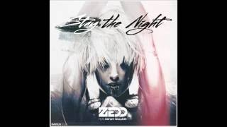 Zedd featuring Hayley Williams - Stay The Night (Real Official Instrumental)