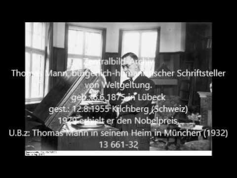 Das Wunderkind von Thomas Mann - kommentierte Lesung