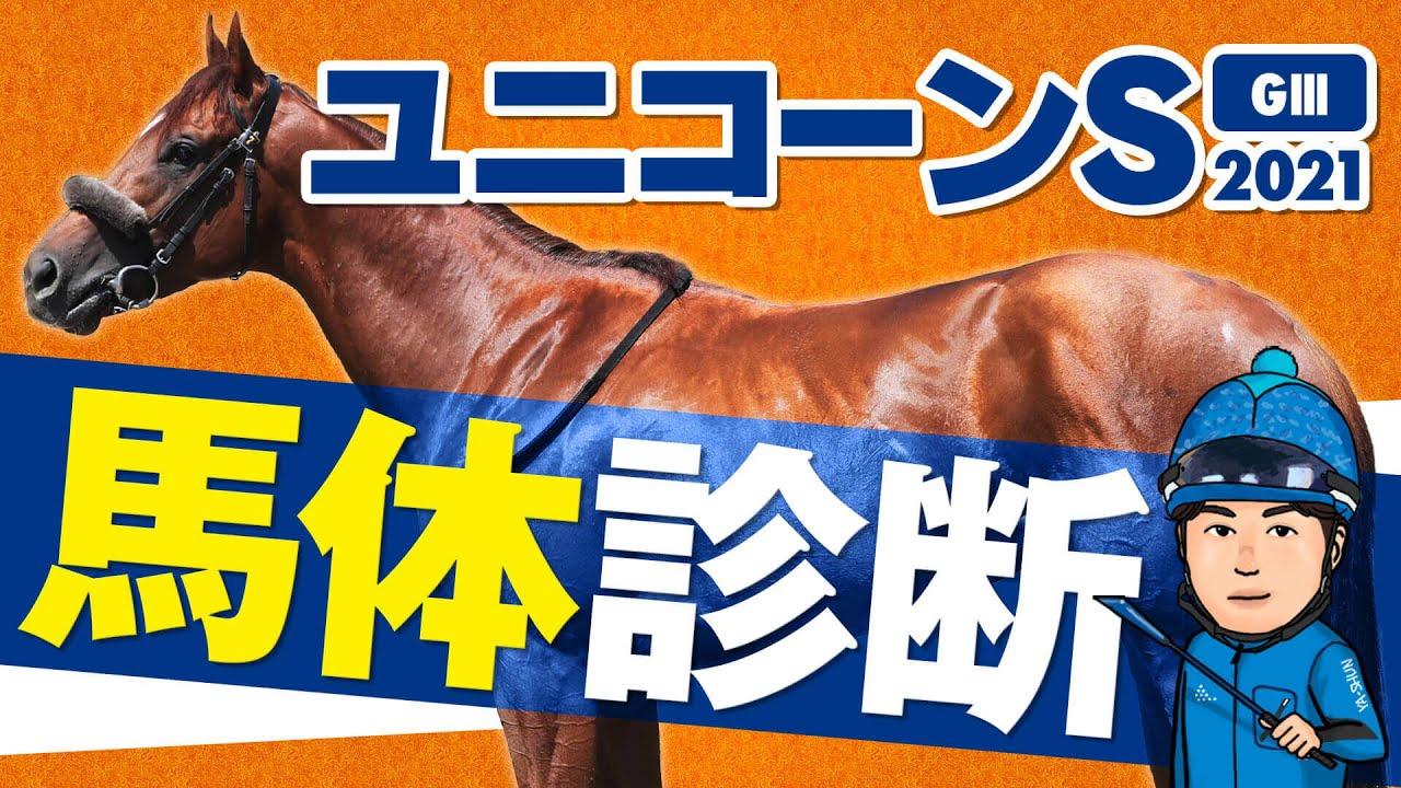 【ユニコーンS 2021】フェブラリーSは特注馬が9番人気2着!得意の東京ダートは馬体でイタダキ!某大手牧場の元スタッフが見抜くイチオシ馬体!重賞フォトパドック【競馬 予想】