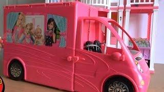 Распаковка, Игровой набор Barbie Sisters Life in The Dreamhouse Camper(Распаковка, Игровой набор Barbie Sisters Life in The Dreamhouse Camper многофункциональный автомобиль-игровой дом на колесах..., 2015-10-03T07:55:47.000Z)