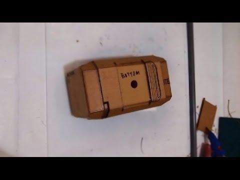 #83: Thor Hammer Part 1 - Cardboard Mjölnir DIY (free PDF) | Costume Prop | How To | Dali DIY