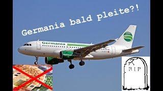 GERMANIA bald PLEITE?! | Luftfahrtnews | 4K