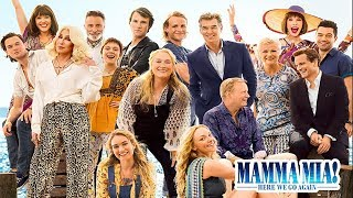 """Mamma Mia! Here We Go Again:"" 5 Facts You Didn't Know About the New Sequel"