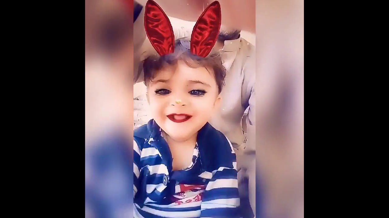 Funny Baby Reaction to Everything - Cute Baby Video