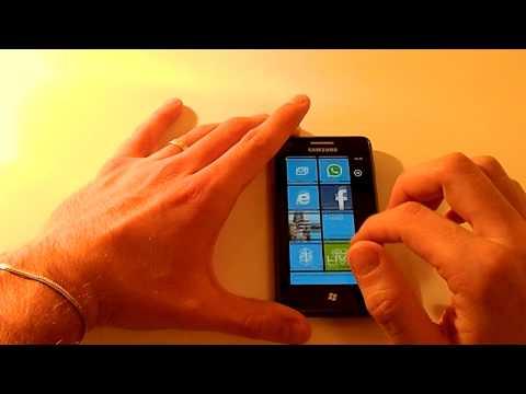 Videorecensione Samsung Omnia M (GT-S7530)