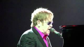 Elton John Gone to Shiloh. Moscow 14.11.2011