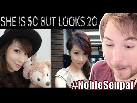JAPANESE GIRLS DON'T AGE - Ask Noble Senpai