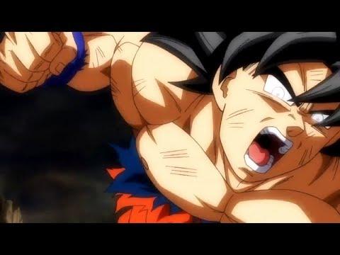 Dragon Ball Super- Goku Vs Jiren Power Levels