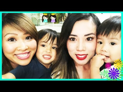 Kids Plays with Toys on Mother's Day Surprise Vlog with Princess ToysReview