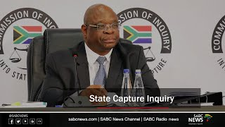 State Capture Inquiry | The Commission hears Brian Molefe and legal representatives of Mr Gigaba