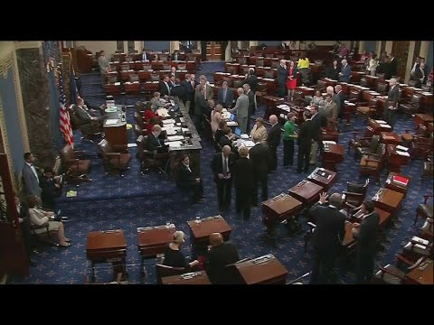 Senate Rejects Four Gun Control Amendments