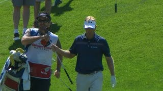 Highlights | Billy Hurley steady after firing 67 to lead at Quicken Loans