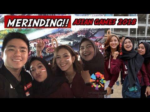 MERINDING! Nonton Asian Games Secara Langsung ❤️