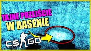 TAJNY TUNEL W BASENIE   CS:GO - HIDE AND SEEK [#31]   BLADII