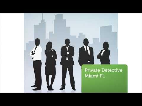 Private Detective Miami FL By Valdes Investigation Group
