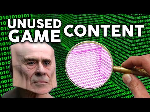 Why Do Video Games Have UNUSED DATA On Discs?