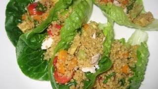 Curry Quinoa Salad