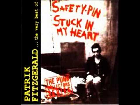 PATRIK FITZGERALD - SAFETY-PIN STUCK IN MY HEART (AUDIO ONLY