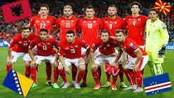 Les origines étrangères des joueurs de l'équipe de Suisse de football